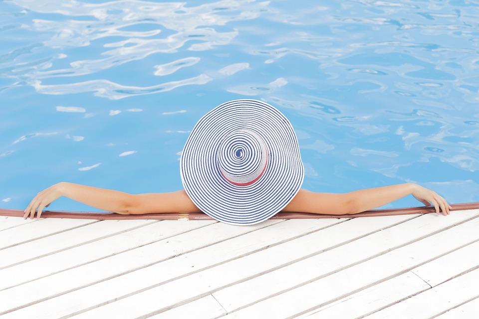 Veget u bazénu