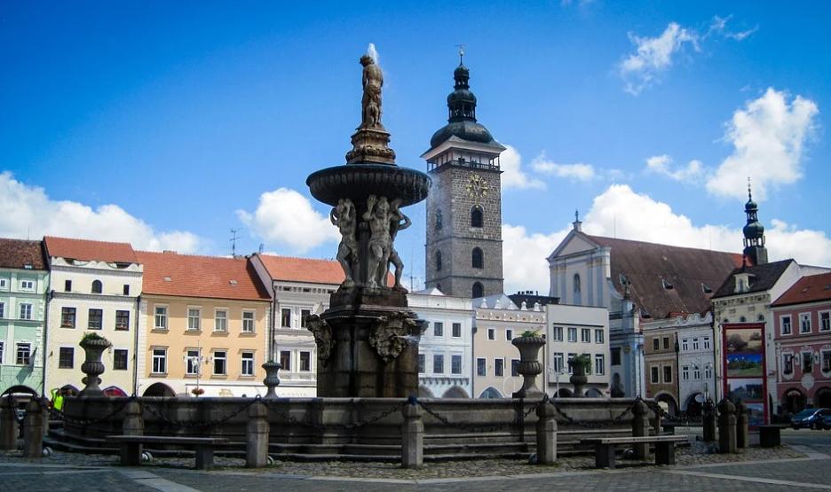 České Budějovice tak trochu jinak