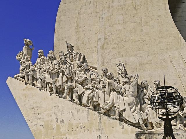 památník průzkumníci