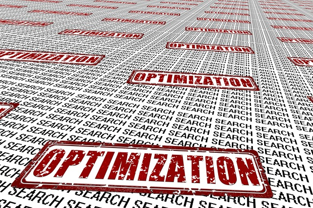 optimalizace pro weby