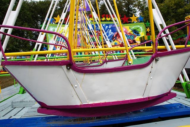Park pro děti je výborným řešením pro perfektně strávenou rodinnou sobotu