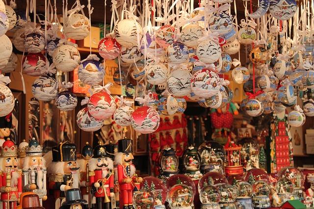 Řemeslné vánoční výrobky